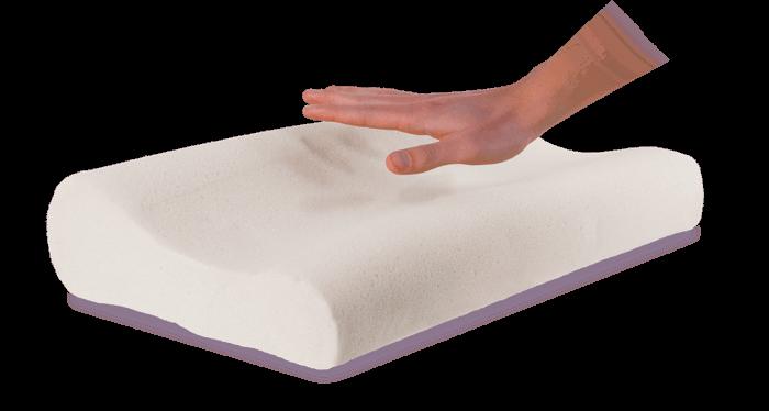 jewel-bedding-memory-comfort-pillow